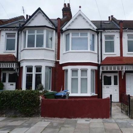 Rent this 4 bed house on Dudden Hill in Ellesmere Road, London NW10 1JS