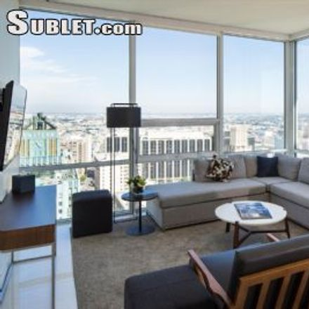 Rent this 1 bed apartment on LEVEL Furnished Living in Olive Street, Los Angeles