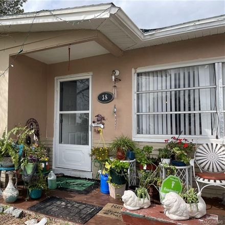 Rent this 2 bed house on 38 South Columbus Street in Beverly Hills, FL 34465