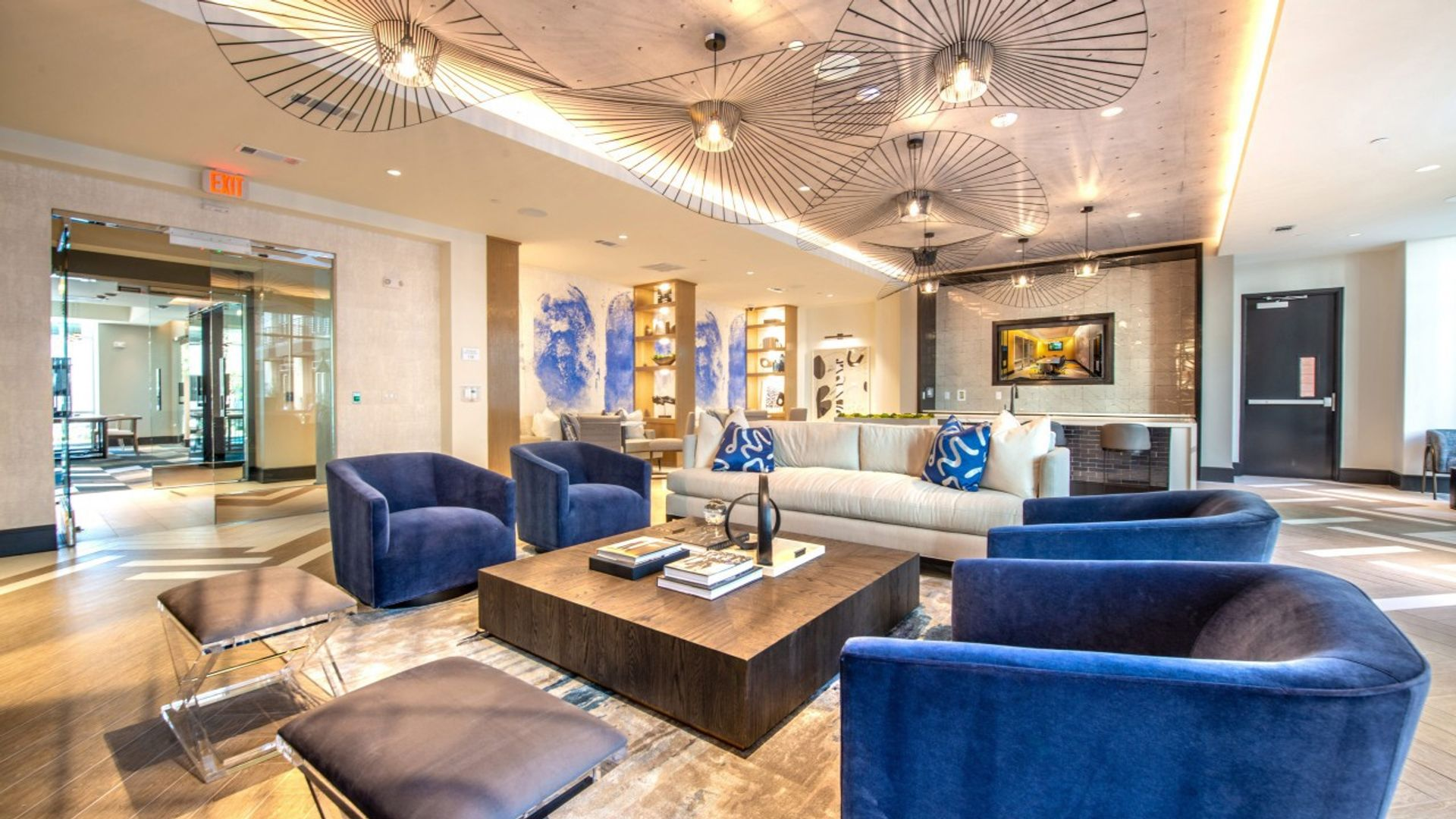 2 bedroom apartment at the northwood club clubhouse