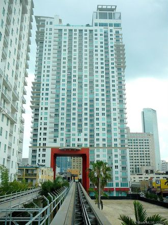 Rent this 1 bed condo on 234 Northeast 3rd Street in Miami, FL 33132
