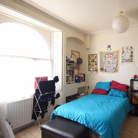 Rent this 0 bed apartment on 28 Mornington Crescent in London NW1 3EA, United Kingdom