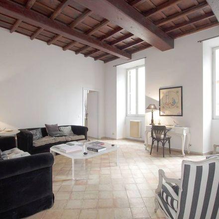 Rent this 3 bed apartment on Basilica di Sant' Andrea delle Fratte in Via di Capo le Case, 00187 Rome RM