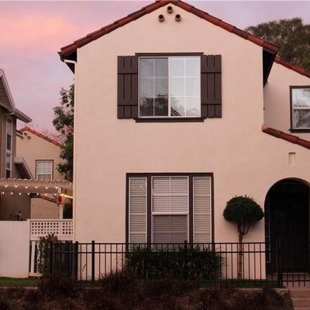 Rent this 3 bed house on Plaza El Paseo in 32 El Corazon, Rancho Santa Margarita