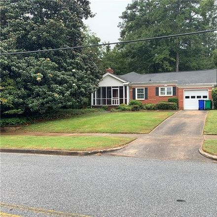 Rent this 3 bed house on 948 Sycamore Drive in Decatur, GA 30030