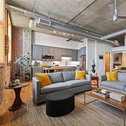 Rent this 2 bed loft on 640 Glen Iris Drive Northeast in Atlanta, GA 30308