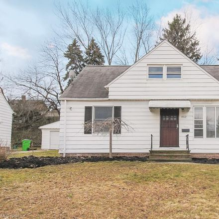 Rent this 3 bed house on 9512 Alexander Road in Garfield Heights, OH 44125