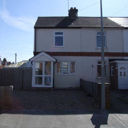 Rent this 2 bed house on Waveney Road in Ipswich IP1 5DG, United Kingdom