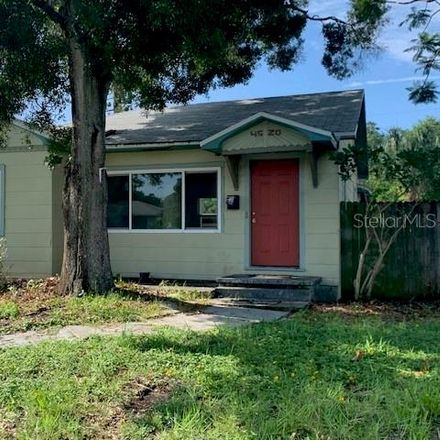 Rent this 3 bed house on 4520 5th Avenue North in Saint Petersburg, FL 33713