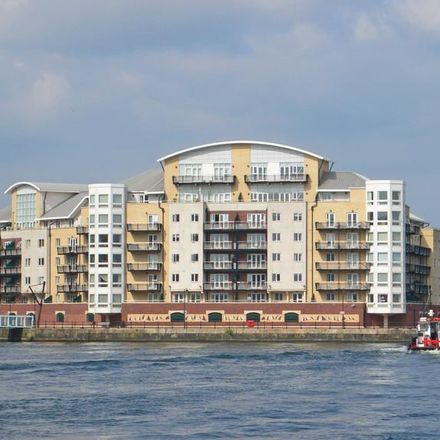 Rent this 3 bed apartment on Adventurers Quay in Cardiff, United Kingdom