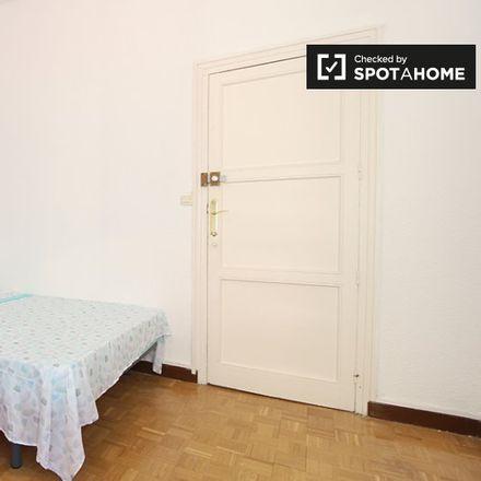 Rent this 4 bed apartment on El Campo de Cebada in Calle de la Ruda, 28001 Madrid