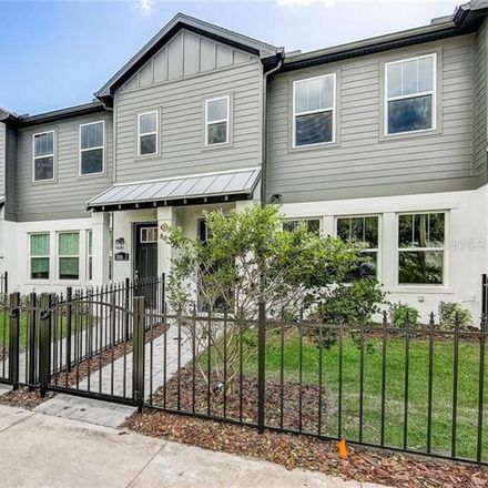 Rent this 3 bed townhouse on West Horatio Street in Tampa, FL 33609