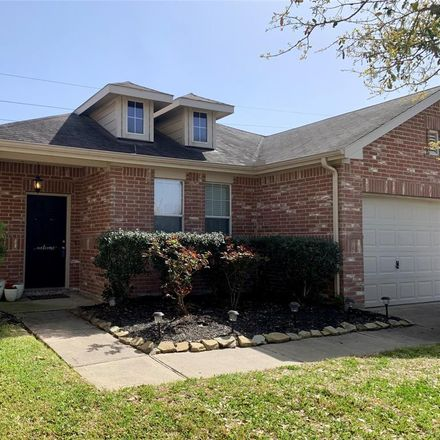 Rent this 3 bed house on Crest Peak Way in Katy, TX