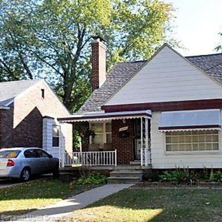 Rent this 3 bed house on Bramell St in Redford, MI
