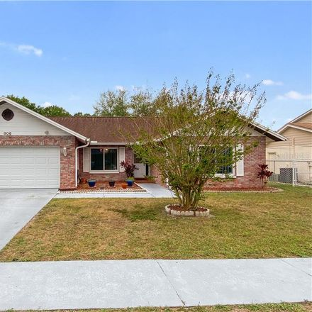 Rent this 4 bed house on 806 Senate Ct in Tampa, FL