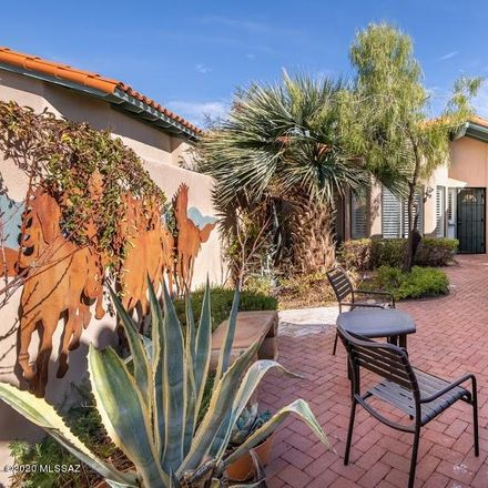 Rent this 2 bed townhouse on 4663 E Hupa Way in Tucson, AZ