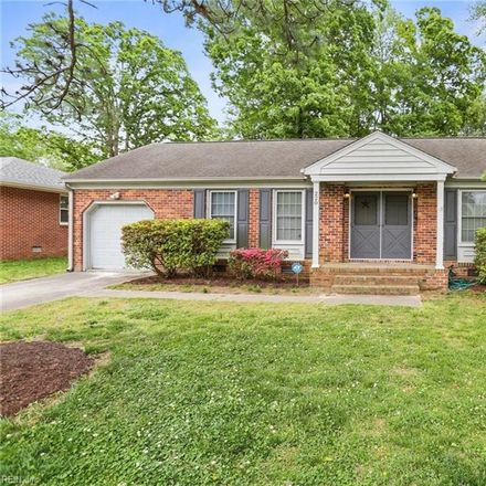 Rent this 3 bed house on 220 Shadywood Drive in Newport News, VA 23602