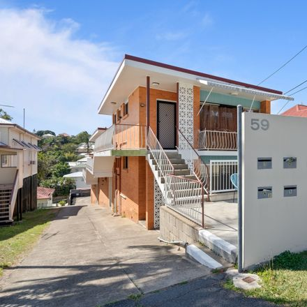 Rent this 1 bed apartment on 1/59 Glenrosa Rd