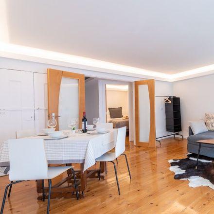 Rent this 2 bed apartment on Rua de Santo António da Glória in 1250-217 Santo António, Portugal