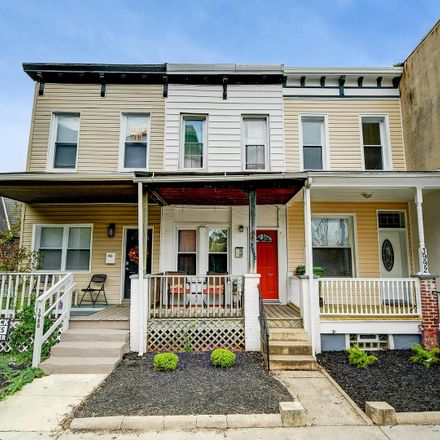 Rent this 2 bed townhouse on 3990 Roland Avenue in Baltimore, MD 21211