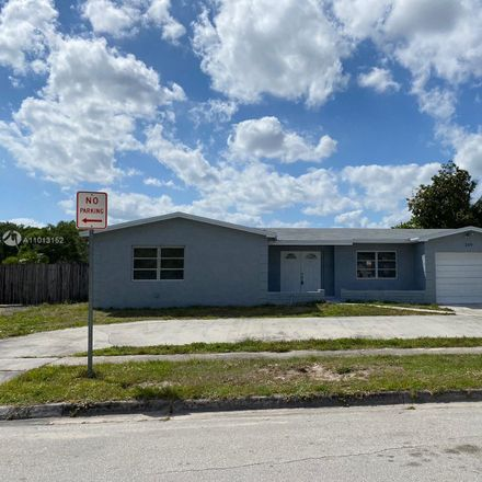 Rent this 4 bed house on 109 Northwest 80th Terrace in Margate, FL 33063