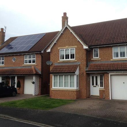 Rent this 5 bed house on Trevine Gardens in Ingleby Barwick TS17 5HD, United Kingdom