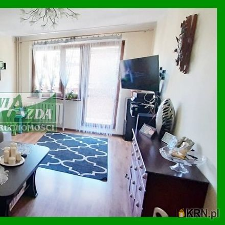 Rent this 3 bed apartment on Długa 30 in 41-300 Dąbrowa Górnicza, Poland