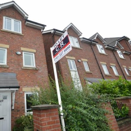 Rent this 4 bed house on 147 Chorlton Road in Manchester M15 4JG, United Kingdom