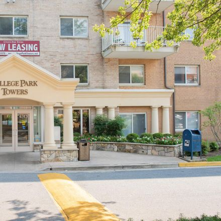 Rent this 2 bed condo on College Park Shopping Center in 4313 Knox Road, College Park
