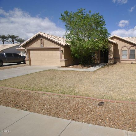 Rent this 4 bed house on West Maricopa Street in Goodyear, AZ 85338