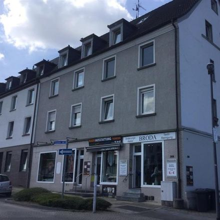 Rent this 2 bed apartment on Humboldtstraße 308 in 45149 Essen, Germany