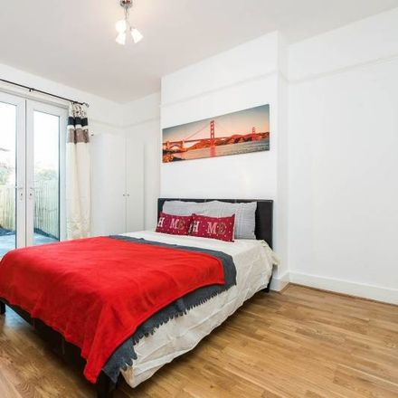 Rent this 1 bed room on 47 Love Lane in London CR4 3AU, United Kingdom