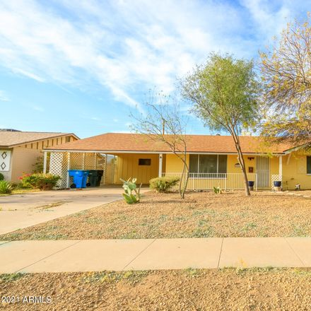 Rent this 2 bed house on 3526 West State Avenue in Phoenix, AZ 85051