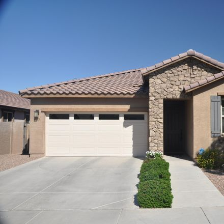 Rent this 3 bed house on 3304 East Rochelle Street in Mesa, AZ 85213