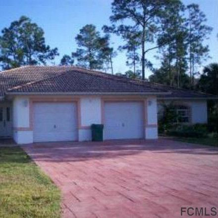 Rent this 3 bed apartment on 33 Ponce Deleon Drive in Palm Coast, FL 32164