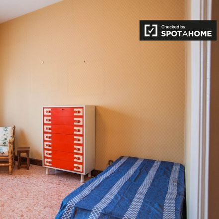 Rent this 4 bed apartment on Via Colombo in 00147 Rome RM, Italy