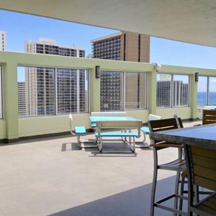 Rent this 2 bed condo on Waikiki Lanais in 2452 Tusitala Street, Honolulu
