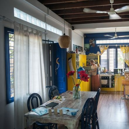Rent this 3 bed house on Angkor High School in 7 Makara (High School Road), Siem Reap 51300
