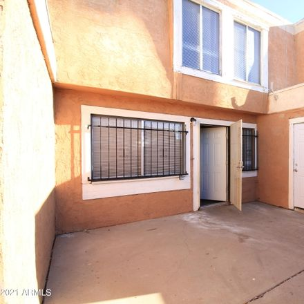 Rent this 2 bed townhouse on 4434 East Wood Street in Phoenix, AZ 85040