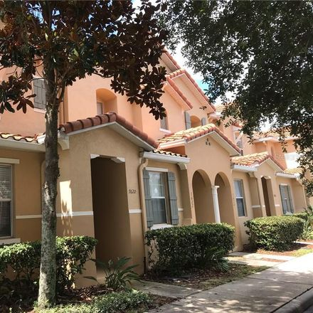 Rent this 3 bed townhouse on 7620 Acklins Rd in Kissimmee, FL