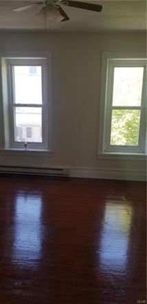 Rent this 1 bed apartment on 121 North 12th Street in Allentown, PA 18102