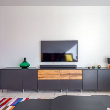 Rent this 2 bed apartment on 58 Avenue François Mitterrand in 77144 Montévrain, France