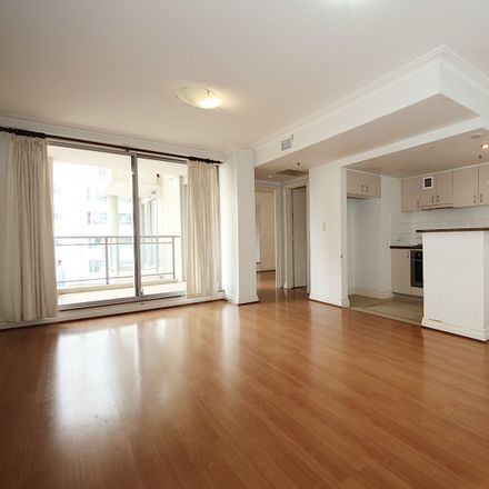 Rent this 1 bed apartment on 1205/197-199 Castlereagh Street