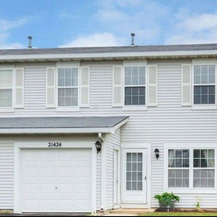 Rent this 2 bed loft on 21424 Frost Ct in Plainfield, IL