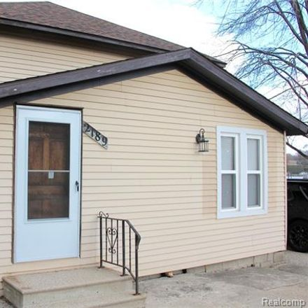 Rent this 5 bed house on 2189 Willow Beach Street in Keego Harbor, MI 48320