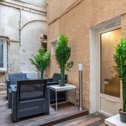 Rent this 1 bed apartment on Montpellier in Gambetta, OCCITANIE