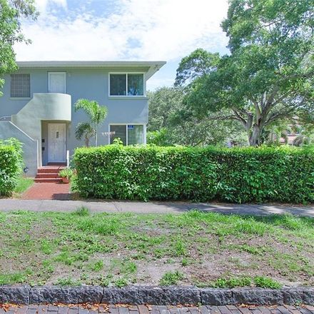 Rent this 1 bed duplex on 101 13th Avenue North in Saint Petersburg, FL 33701