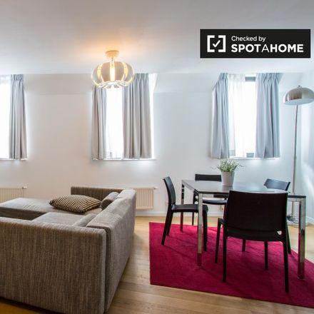 Rent this 1 bed apartment on Quartier Saint-Géry - Sint-Gorikswijk in Ville de Bruxelles - Stad Brussel, Brussels-Capital