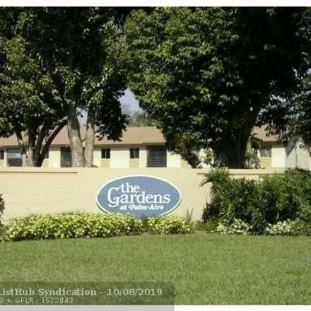 Rent this 2 bed house on 104 Gardens Drive in Pompano Beach, FL 33069