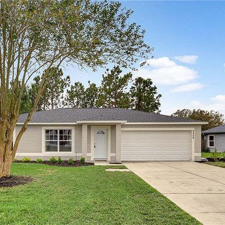 Rent this 3 bed house on 5052 Pine Needle Drive in Mascotte, FL 34753